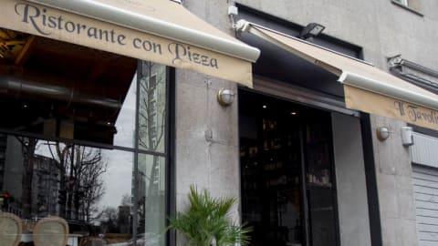 Il Tavolino, Milan