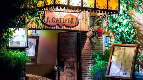 La Gattabuia, Rome