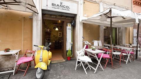 Bianco's Vespette e Forchette, Rome