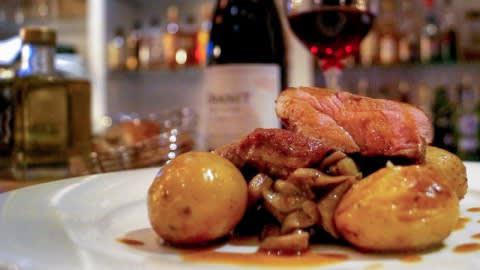 A CANTINA Brasserie Corse - Quartier des Grands Hommes, Bordeaux