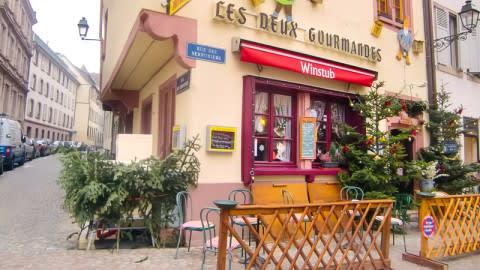 Les Deux Gourmandes, Strasbourg