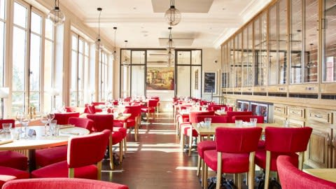 """Restaurant """"La Brasserie des Monts d'Or"""", Saint-Cyr-au-Mont-d'Or"""