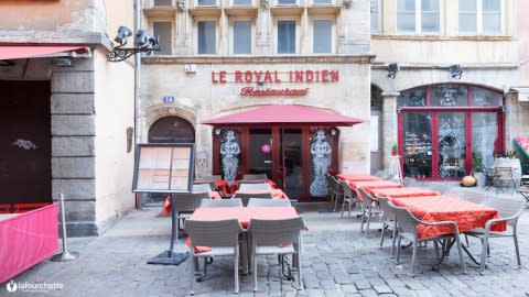 Royal Indien, Lyon