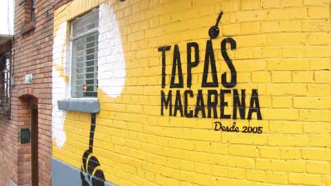 Tapas Macarena, Bogotá