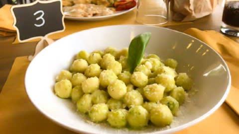 Cooking - Officina della Pasta, Rome
