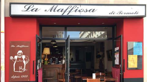 La Maffiosa, Paris