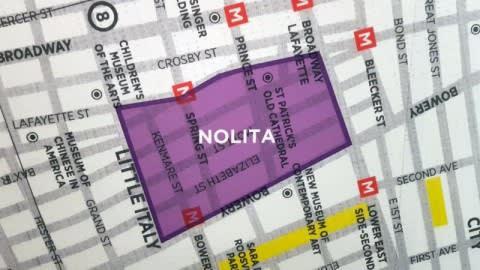 Nolita, Claremont