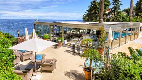 Jasmin Grill & Lounge, Saint-Jean-Cap-Ferrat