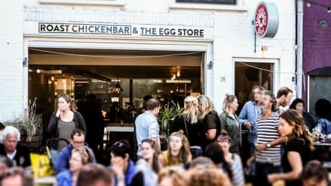 Roast Chicken Bar Haarlem, Haarlem