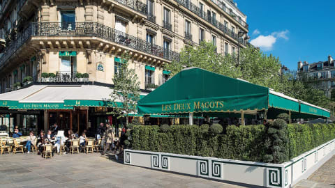 Les Deux Magots, Paris-6E-Arrondissement