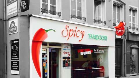 Spicy Tandoori, by Le Karachi, Villeurbanne