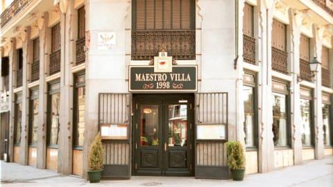 Maestro Villa, Madrid