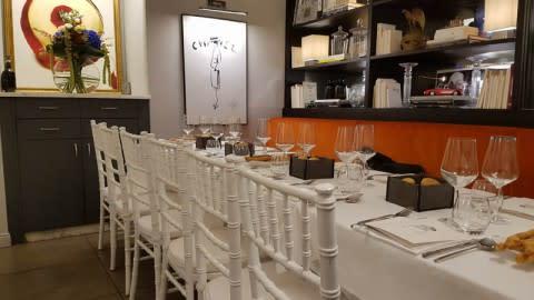SettantalPo Restaurant, Turin