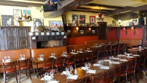 Chez Ma Cousine Brasserie, Paris