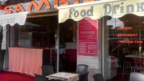 Sambil Cafe, Rome