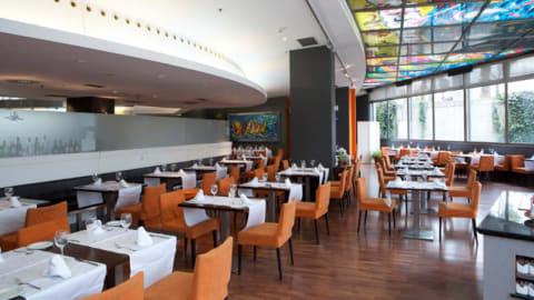 Eurohotel Gran Via Fira - Restaurante Atántida, Hospitalet de Llobregat