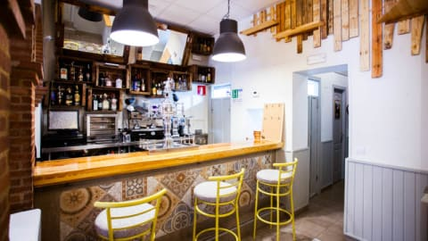 Bombardino Café Tapas Vino, Madrid