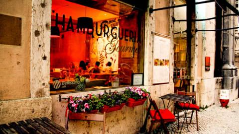 Café do Rio - Hamburgueria Gourmet, Lisbon