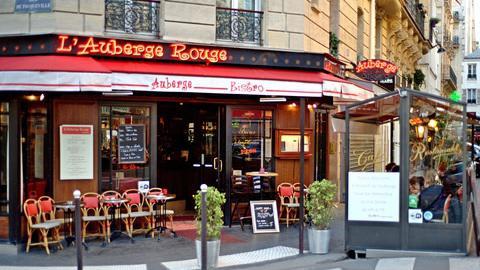 L'Auberge Rouge, Paris