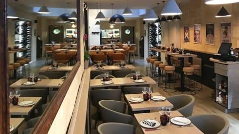 Ozé Restaurant, Bordeaux