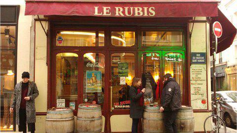 Le Rubis, Paris