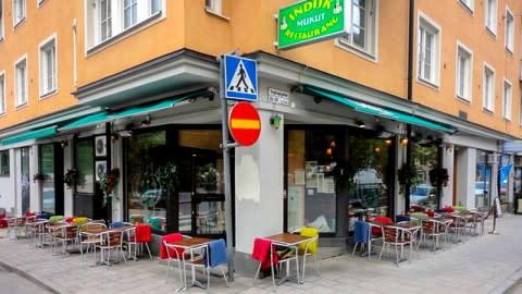 Mukut, Stockholm