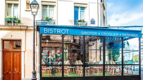 Bistrot Le Square, Paris