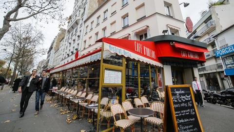 Café d'Orleans, Paris
