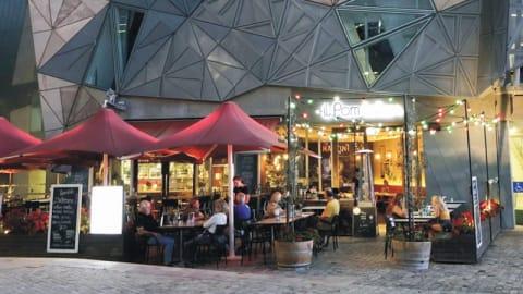 Il Pom Italian Fed Square, Melbourne