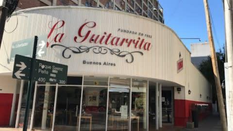 La Guitarrita (Olivos), Vicente López