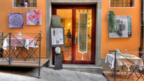 "Taverna ""Il Gozzoviglio"", Cortona"