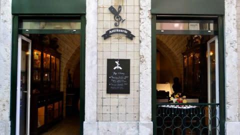 Antikuário Café, Lisbon