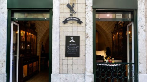Antikuário Cafe, Lisbon