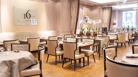 16 Haussmann - Paris Marriott Opera Ambassador hotel, Paris
