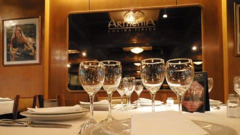 Restaurant Armenia, Buenos Aires