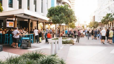 The Bavarian Broadbeach, Broadbeach