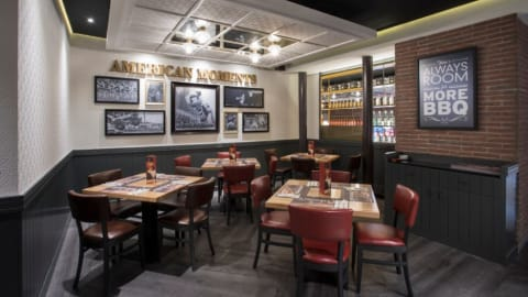Tony Roma´s - Castellana, Madrid