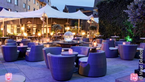 Crystal Lounge, Ixelles