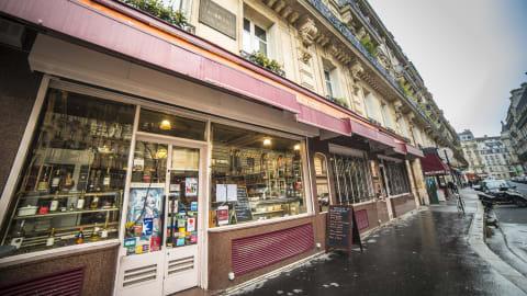 Sud-Ouest Monceau, Paris