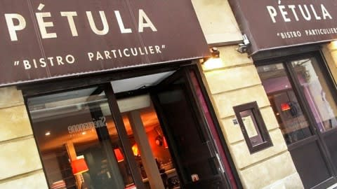 Le Petula, Paris