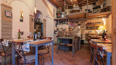 Baccanale Bistrot Wine Bar, Lucca