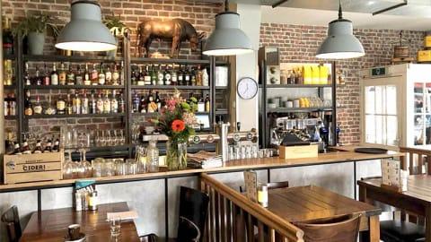 Lunch- & Dinercafé Broeders, Wassenaar