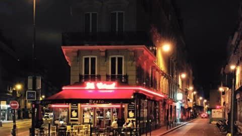Le Corail, Paris