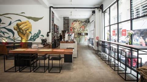 Core Lima Cafe, Lima