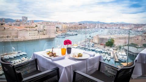 Les Trois Forts - Sofitel Vieux Port, Marseille