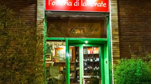 L'Osteria di Lambrate, Milan