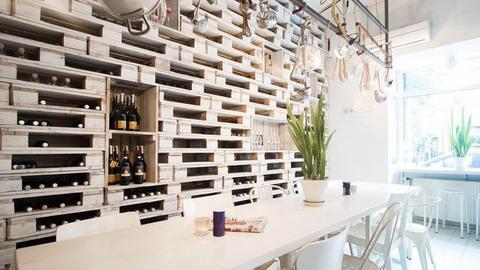 Restaurant Freud, Amsterdam