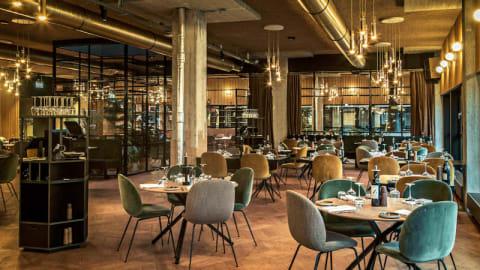 The Lobby Fizeaustraat Restaurant & Bar (Hotel V), Amsterdam