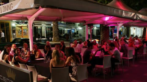Central Lounge Bar & Dining, Surfers Paradise
