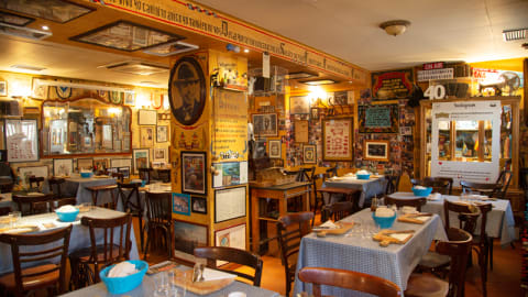 El Viejo Almacén de Buenos Aires, Madrid